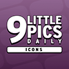 Daily 9 Little Pics Icons
